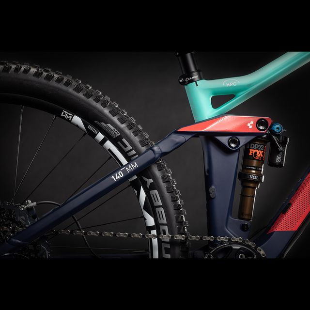 CUBE Sting WS 140 HPC SL 2021 naisten maastopyörä